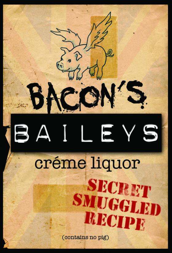 Bacon's Baileys