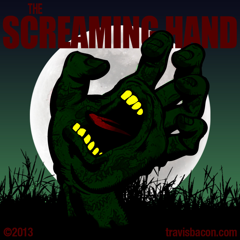 The Screaming Hand/Walking Dead