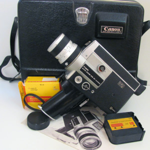 Canon Super 8mm Video