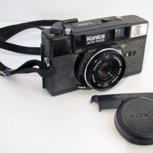 Konica 35mm compact