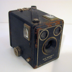 Brownie Six-20 by Kodak