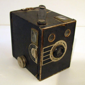 Brownie Senior Box Camera