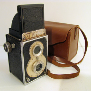 Kinoflex Twin Lens Reflex Camera