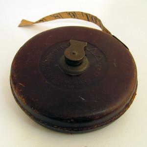 Vintage Rabone & Sons Tape Measure