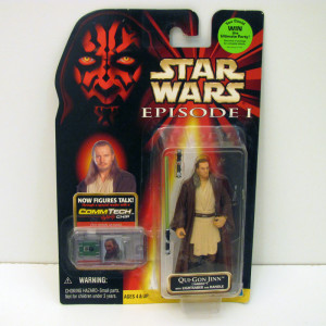 Qui-Gon Jinn (Naboo) Episode 1 Collection