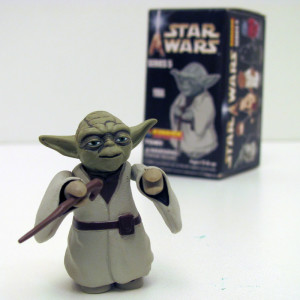 Kubrick (series 5) Yoda – Medicom