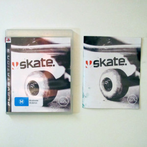 EA's 'SKATE' (1) PS3 Game