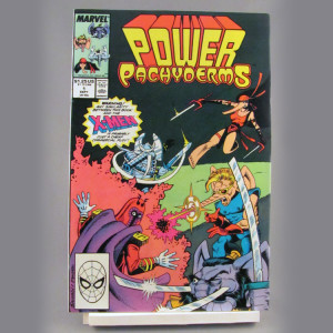 Power Pachyderms #1 (1989) ONE SHOT
