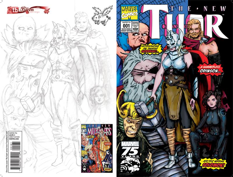 Thor(NM98)coverWRAPlores