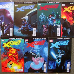 Uncanny X-Force Bundle (1st series) 2010